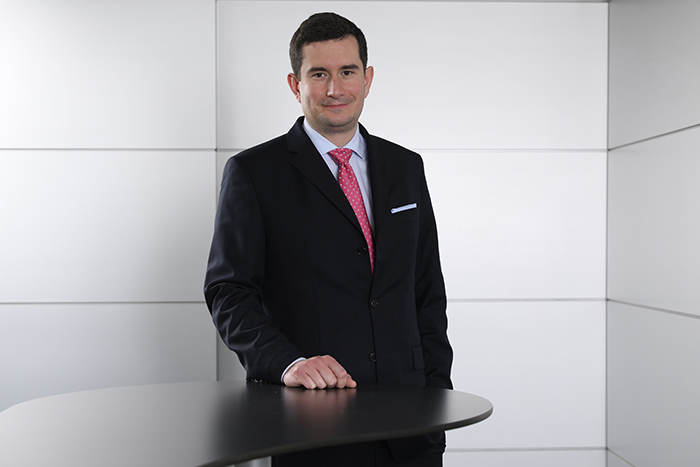 Maximilian Backes, Dr. Backes + Partner Rechtsanwälte Mönchengladbach