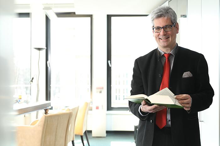 Dr. Christof Wellens, Dr. Backes + Partner Rechtsanwälte Mönchengladbach