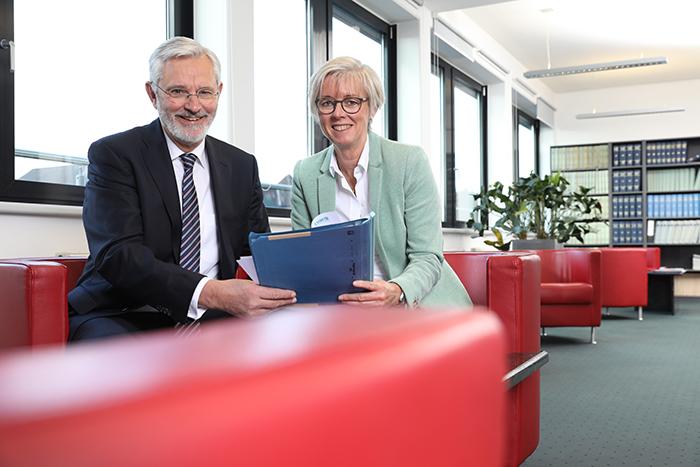 Verwaltung, DR. Backes Rechtsanwälte, Mönchengladbach